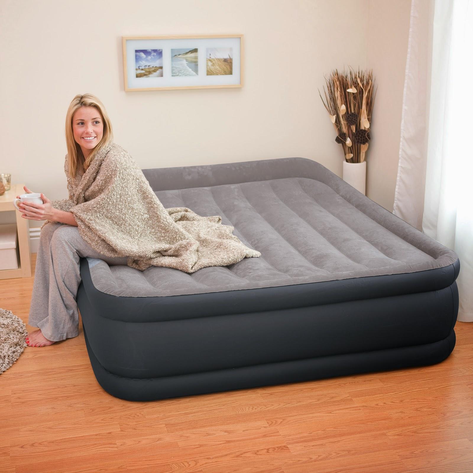 le blog de la literie et du sommeil le matelas gonflable ennemi de mes lombaires. Black Bedroom Furniture Sets. Home Design Ideas