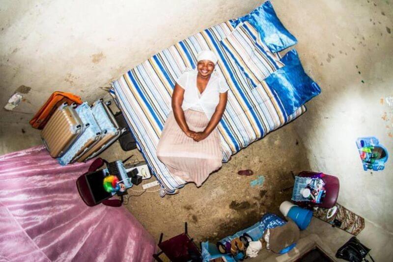 غرفة نوم من تشيتونغويزا - زيمبابوي