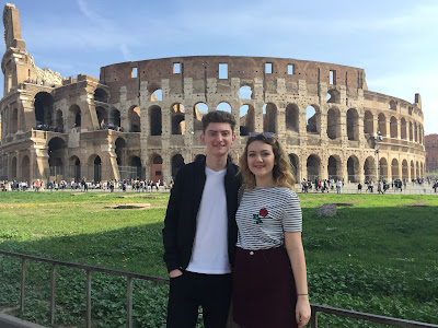 5 day venture to Rome and venice