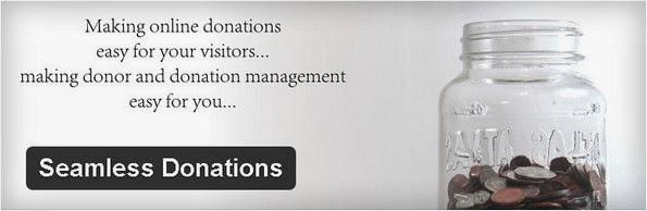 Seamless Donations WordPress plugin