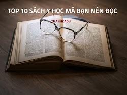 Top 10 quyển sách hay về y học