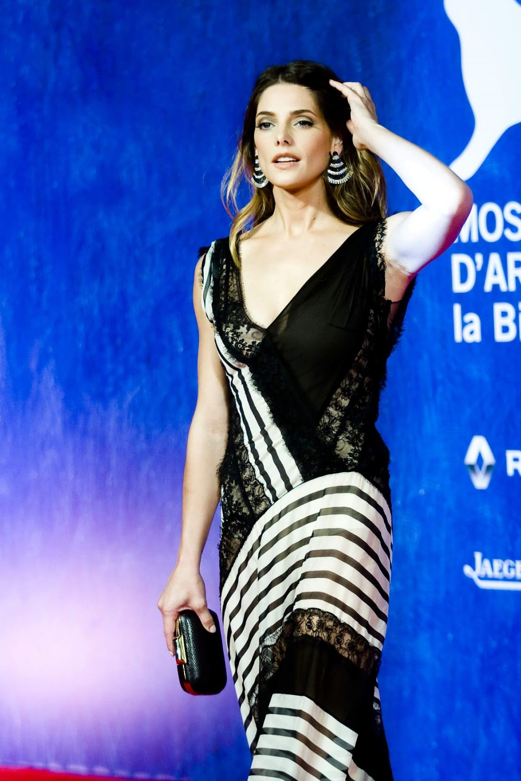 Full HQ Photos of Ashley Greene At In Dubious Battle Premiere At 2016 Venice Film Festival