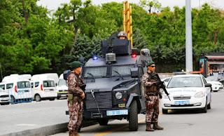 Ankara police kill suspected Daesh men planning attack