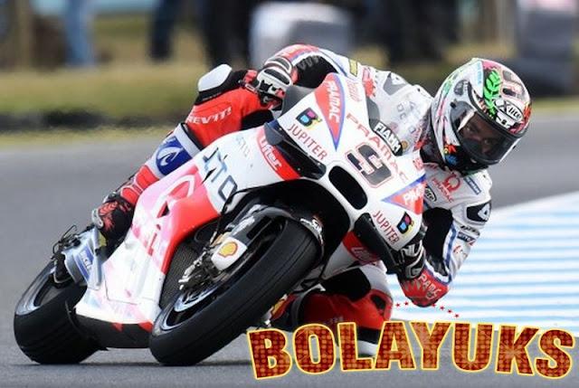 MotoGP Jerman: Ketimbang Kering Petrucci Lebih Suka Basah