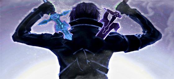 wallpapers hd anime Sword Art Online SAO kirito