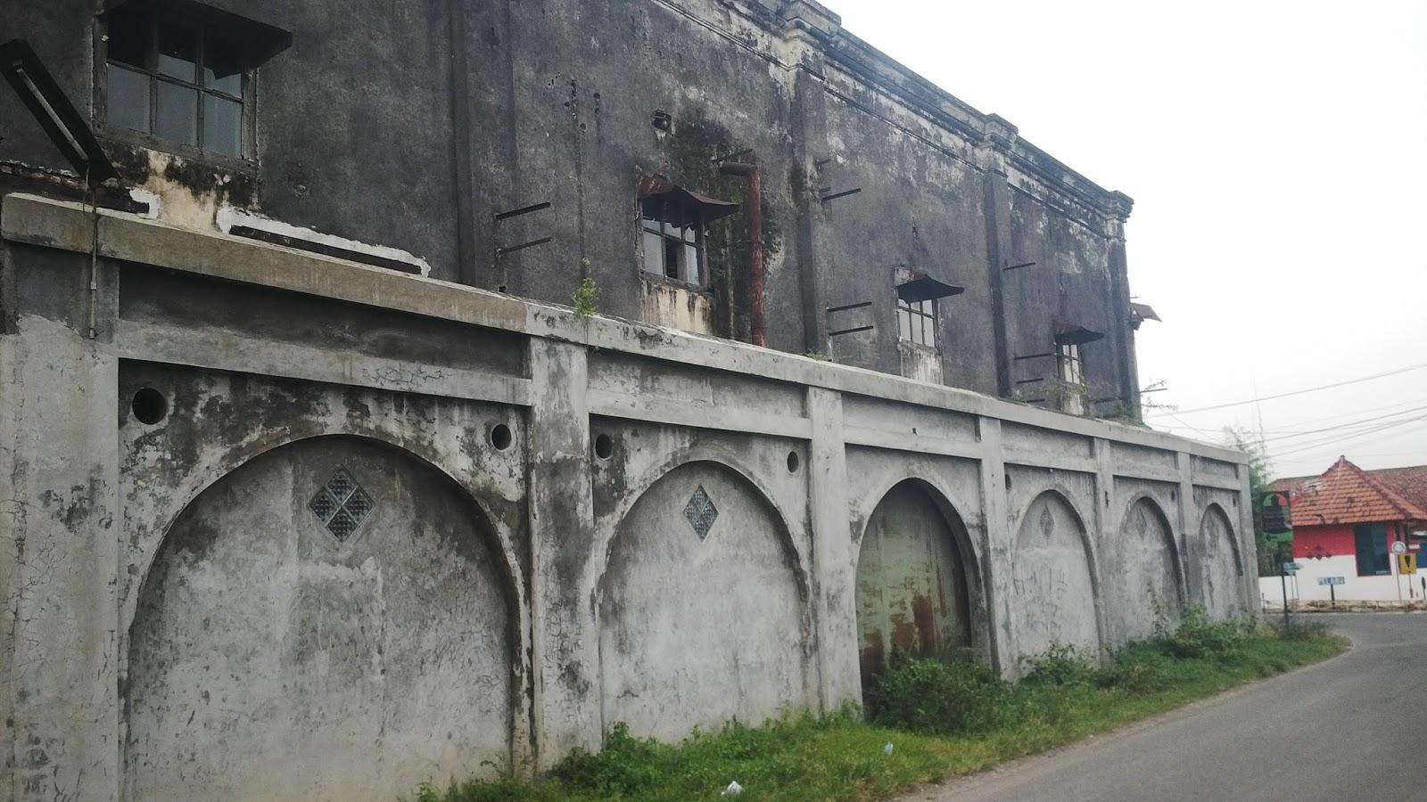 Tempat di Solo yang menyimpan cerita angker - pabrik gula Gembongan