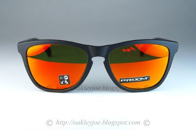 2c6860426e1 oo9245-6454 Frogskins Asian Fit polished black + prizm jade iridium  190  lens pre coated with Oakley hydrophobic nano solution