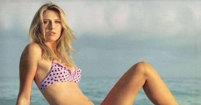 Maria Sharapova Sexy 2012