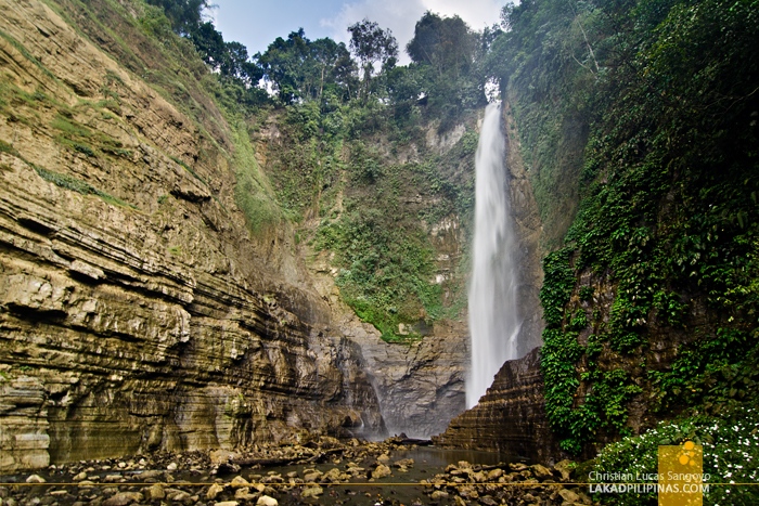 Second Waterfall at Lake Sebu's 7 Waterfalls