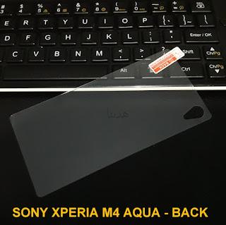 Antigores-Kaca-Tempered-Glass-Depan-Belakang-Sony-Xperia-M4-Aqua-Dual