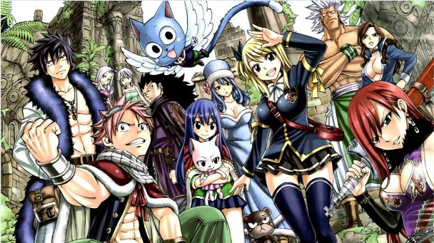 Fairy Tail Wallpaper Anime Action