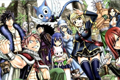 30 Anime Action Comedy Terbaik Dijamin Seru dan Bikin Ngakak