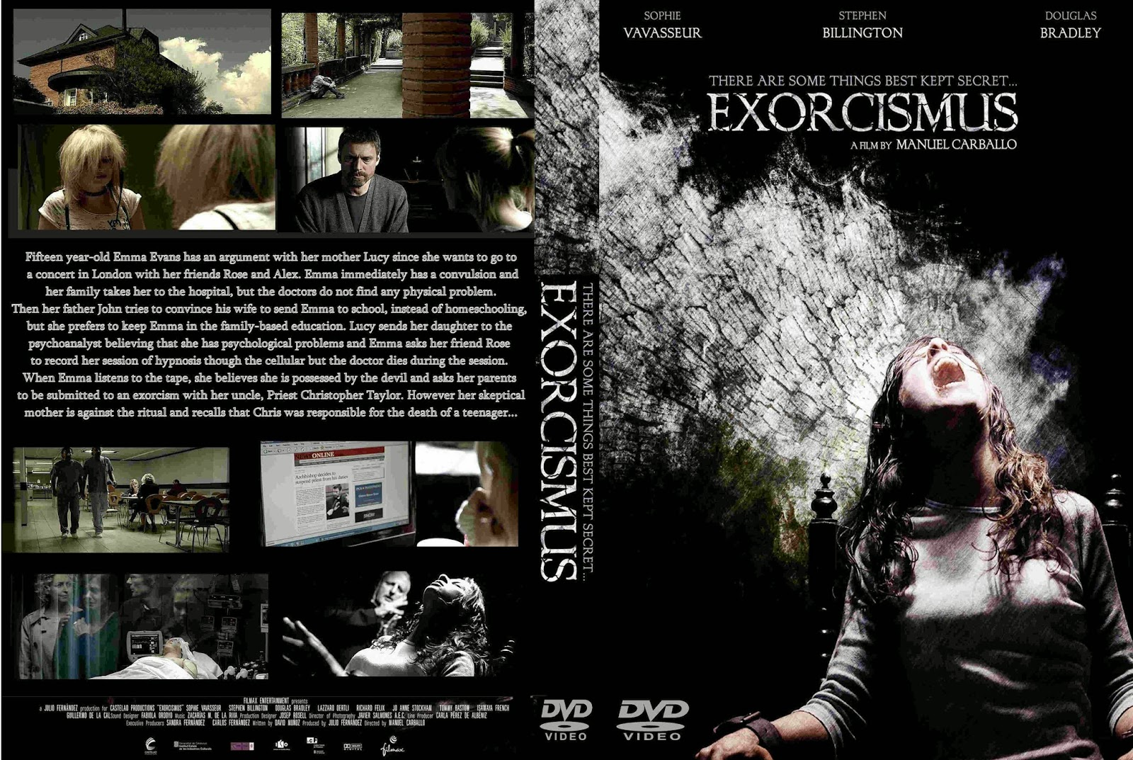 Exorcismus The Possession Of Amy Evans (2011) ταινιες online seires xrysoi greek subs