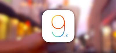آبل تطلق تحديث iOS 9.3.2 للآيفون والأيباد وتصميم جديد لآيتونز