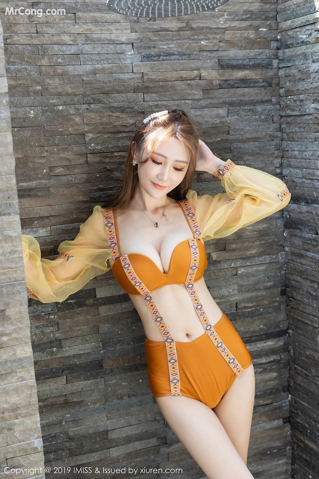 Image IMISS-Vol.326-Yu-Wei-Vivian-MrCong.com-006 in post IMISS Vol.326: Người mẫu Yu Wei (妤薇Vivian) (26 ảnh)