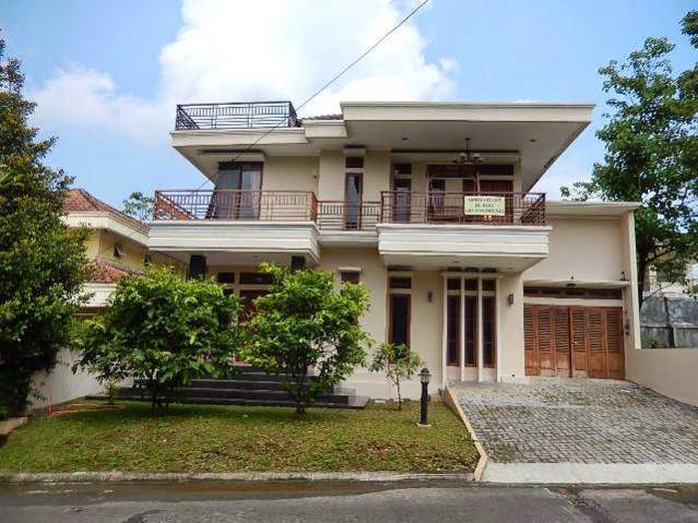 Rp. 3.500.000.000 Rumah Best View Kontur Level Siap Huni Di Imprial Sentul City (code:23)