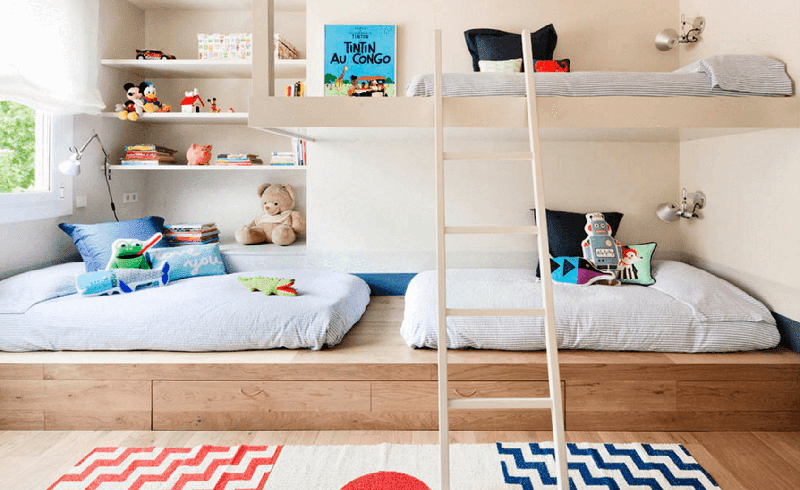 Decor, Kids, Bedroom