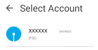 set account