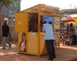 recharge card kiosk