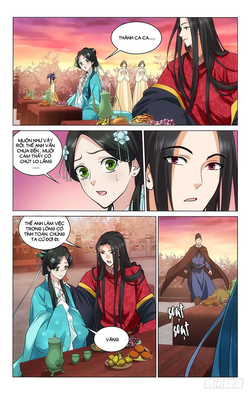 Vương Gia ! Không nên a ! chap 208 - Trang 2