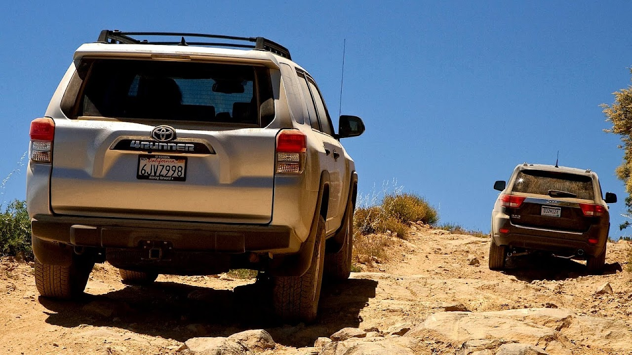 Jeep Grand Cherokee Vs Toyota 4runner >> Toyota 4runner Vs Jeep Grand Cherokee Jeep Choices