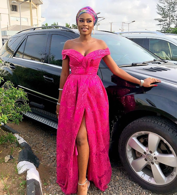 15+ Fabulous and Stylish Aso-Ebi Styles 2018 For Owambe Party