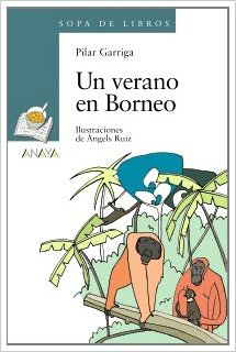 cuentos libro infantiles respetar cuidar medio ambiente un verano en borneo