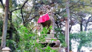 人文研究見聞録:伏見稲荷大社の狛犬