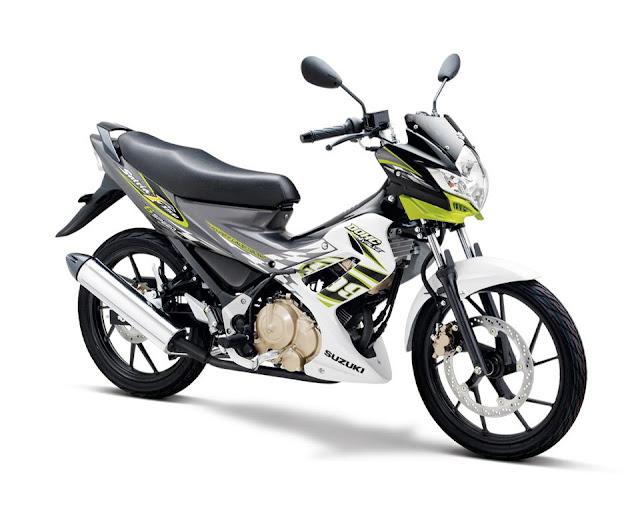 MOTORCYCLE SUZUKI SATRIA F150, 2012 EDITION