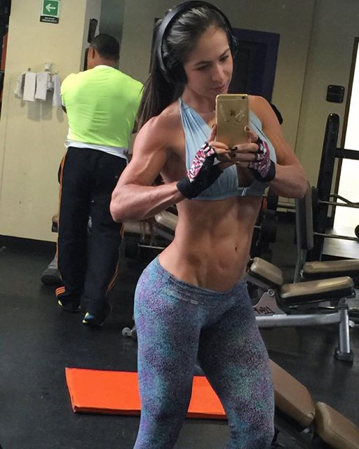 Fitness Models MARCELA RIVAS Instagram photos 8