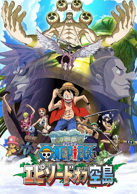 One Piece: Episode of Sorajima (One Piece: Episode of Skypiea) (01/01) (1.17GB) (HDL) (Sub Español) (Mega)