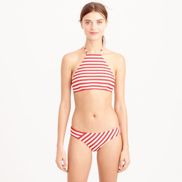 J Crew stripped bikini