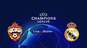 مشاهدة مباراة ريال مدريد وسسكا موسكو  بث مباشر