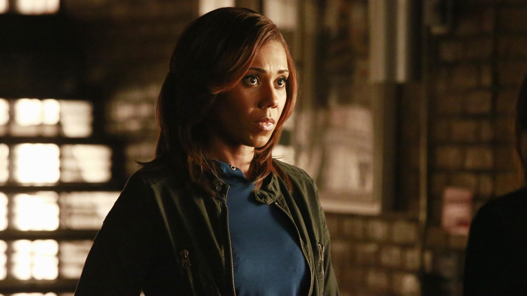 "Castle - Backstabber - Review + POLL: ""Hayley"""