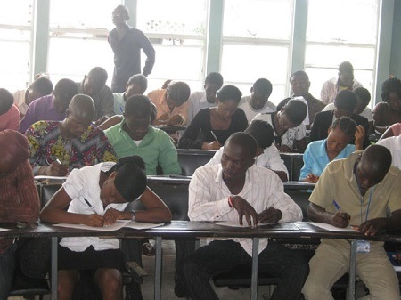 Drama as Man is Caught Writing Examination for Lover in DELSU