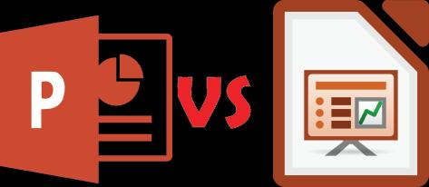 Microsoft Power Point VS OpenPresentation
