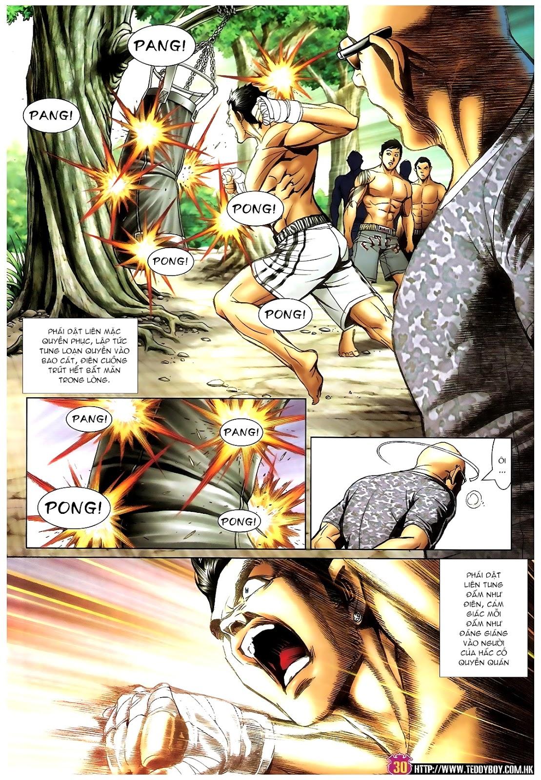 Người Trong Giang Hồ - Chapter 1392: Hắc Thế Lực Lào - Pic 27