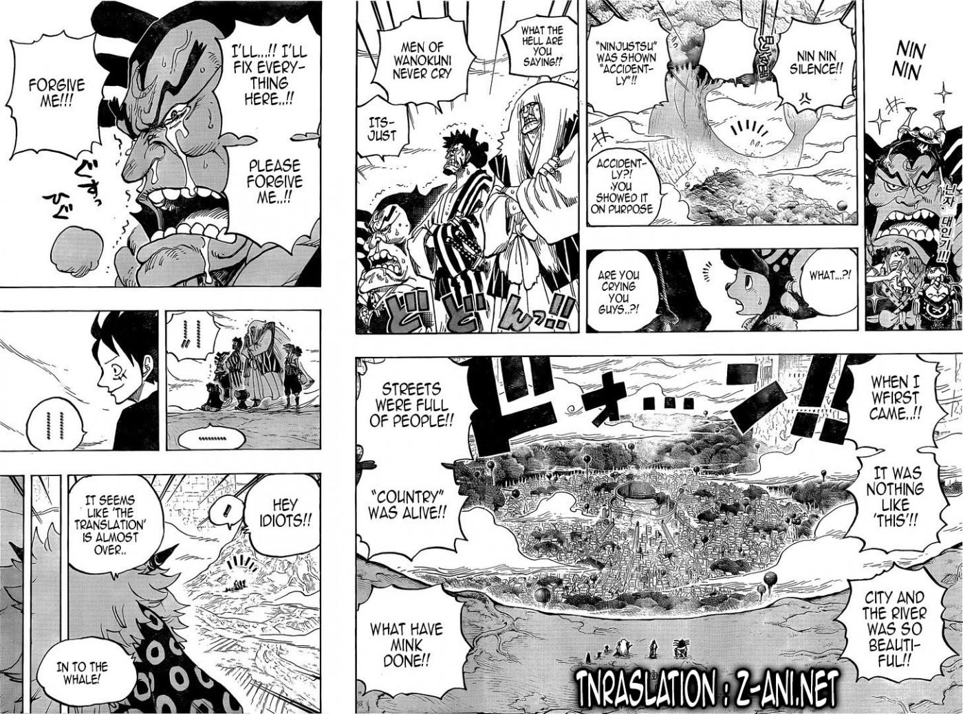 One Piece Ch.818