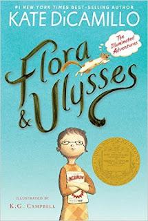 Flora & Ulysses: The Illuminated Adventures PDF