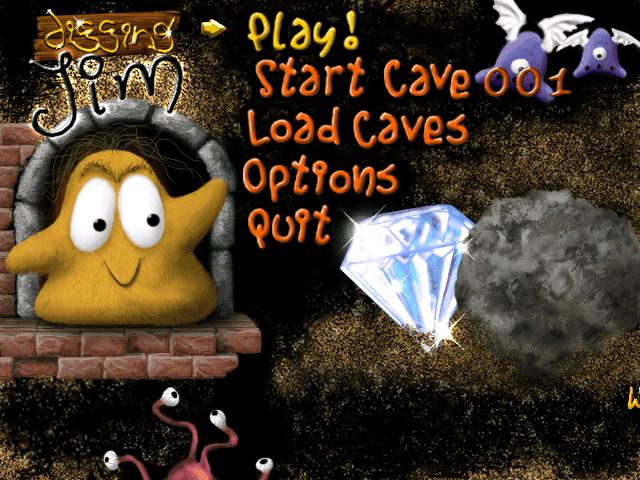 لعبة حرامي الماس