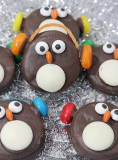 Χριστουγεννιάτικες παιδικές συνταγές