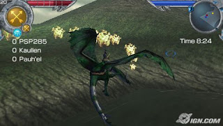 Game PPSSPP Iso Eragon (USA) For Android