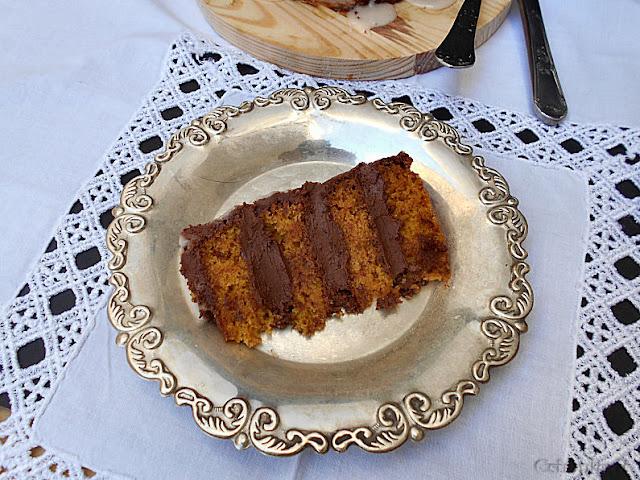 buttercream chocolate bolo clementina cenoura
