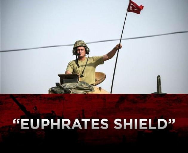 """""""Ασπίδα του Εφράτη"""": Ο πόλεμος προπαγάνδας της Τουρκίας στο Twitter"""