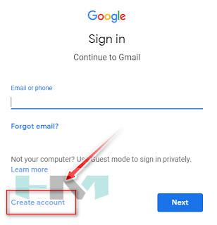 Gmail Account Kaise Banaye Hindi Me Jankari