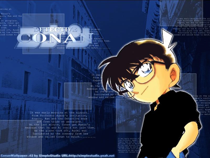 Free wallpaper HD: Detective Conan Wallpaper (Page 3)