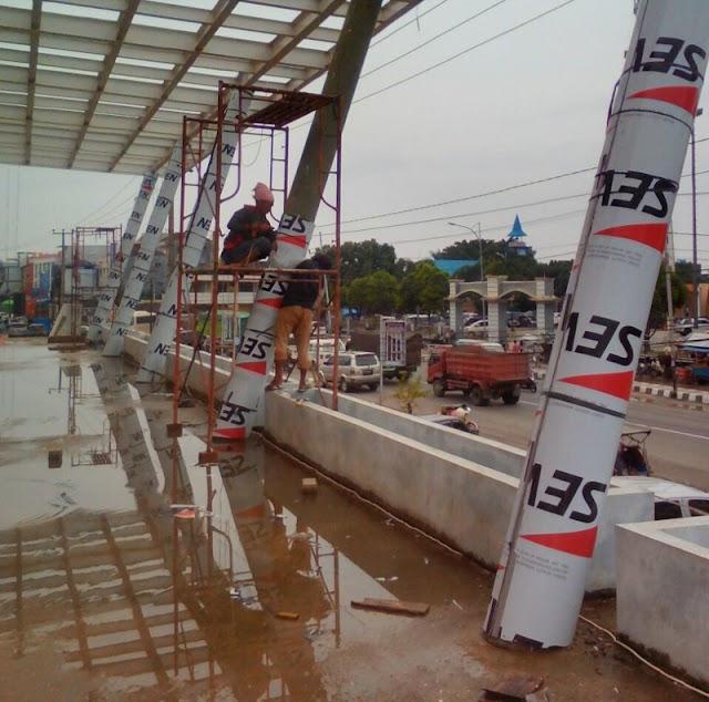 Bos PT PJB Menyangkal Carut Marutnya Pengelolaan Bandar Jaya Plaza