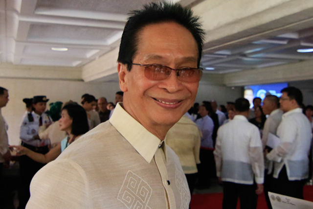 Panelo: Duterte planning on proclaiming Lawlessness even before Davao blast