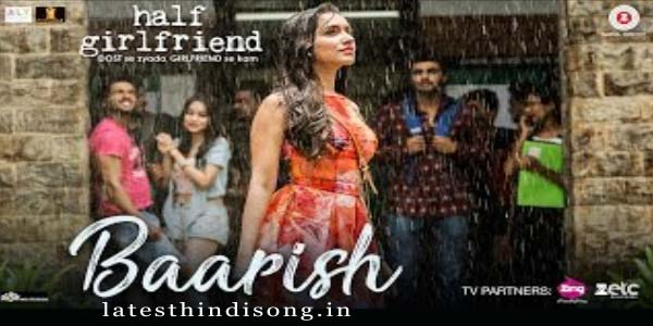 Yeh-Mausam-Ki-Baarish-In-Hindi-Lyrics-Arjun-Kapoor