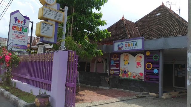 Terapi Anak di House of Fatima Child Center